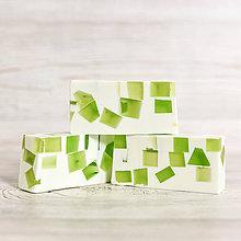 Drogéria - Mozaikové glycerínové mydlo I!I. - 10516362_