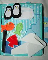 Hračky - tučniaci - 10515406_