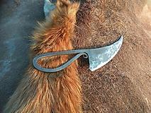 Nože - Severský ženský nôž, kuchynský - 10521096_