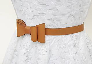 Opasky - Opasok na šaty. - 10519266_