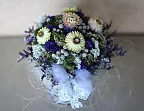 Dekorácie - Košík kvetov - 10520021_