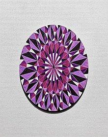 Obrazy - Geometrická abstrakcia 1, 24 x 30 cm - 10519424_