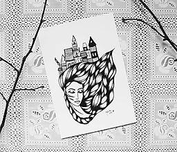 Kresby - Vlások za vláskom - 10520971_
