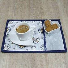 Úžitkový textil - PAVLA - veľkonočné prestieranie 25x35 - 10519533_