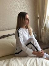 Pyžamy a župany - Dámske pyžamo z organickej bavlny LOVE - 10520234_