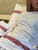Pyžamy a župany - Dámske pyžamo z organickej bavlny FOLKLORIKA - 10520257_
