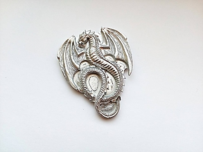 Drobnosti - Magnetka - drak - 10524729_