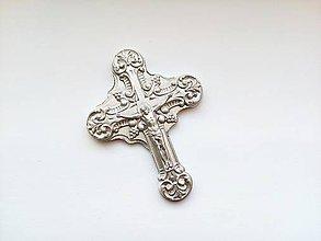 Drobnosti - Magnetka - kríž - 10524745_