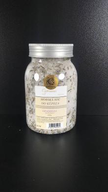 Drogéria - Morská soľ do kúpeľa LEVANDUĽA - 10521796_