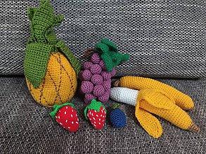 Dekorácie - Set ovocia - 10523081_