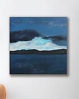 Obrazy - Modrý oceán - 10523242_