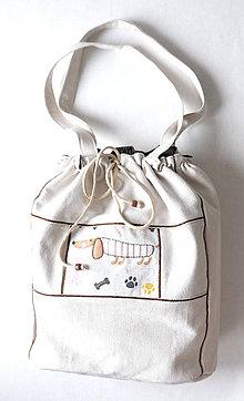 Veľké tašky - Taška Kostička - 10524945_