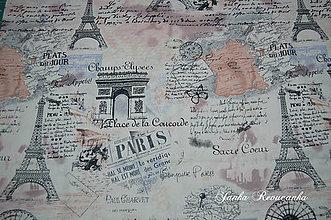 Textil - Paríž - 10523753_