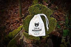 Detské doplnky - Míľnikové kartičky (zvieratká z lesa) (Tyrkysová) - 10525735_