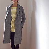 girlfriend coat .vlna
