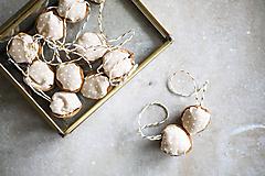 Dekorácie - Oriešky - natur dekorácia - 10526435_