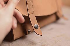 Na notebook - Kožená taška Suzi - 10528384_
