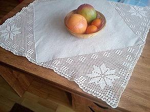 Úžitkový textil - štvorcový