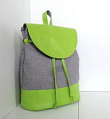 Batohy - Batoh Tidy Green - 10527718_