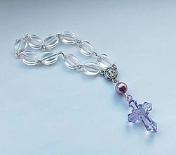 Iné šperky - Ruženec - 10525454_