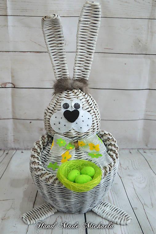velkonočný zajko