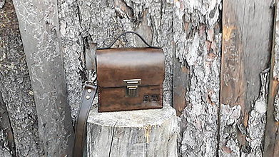 Iné tašky - Pánska malá taška - 10525678_