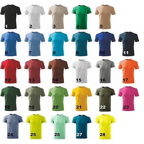 d5f008fee Len spolu dávame zmysel - rodinný set tričiek (Rodinný set tričiek pre  piatich)