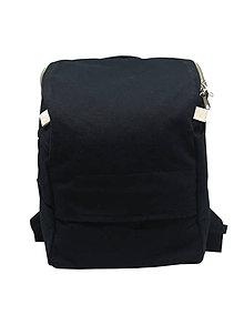 Detské tašky - nosha do školy - uhlík - 10525412_