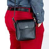 Tašky - Kožená pánska taška LAKY - 10526521_