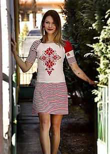 Šaty - Šaty RF kruhové - 10526084_