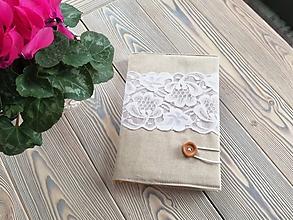 Drobnosti - Zápisník - moja svadba - 10525476_