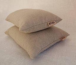 Úžitkový textil - FILKI šupkový vankúš na spanie 55 cm (poloľan š. 20 cm) - 10525232_