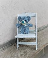 Hračky - medvedík - 10531615_