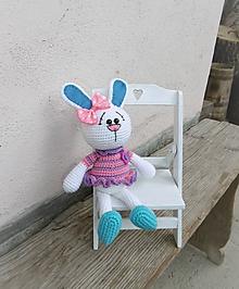 Hračky - zajačica - 10531609_