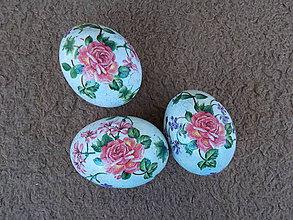 Dekorácie - Veľkonočné vajíčka - 10531578_