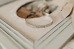 Náramky - Maminke ❤ - 10530973_