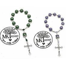 Iné šperky - 1+1 ruženček do ruky - 10532727_