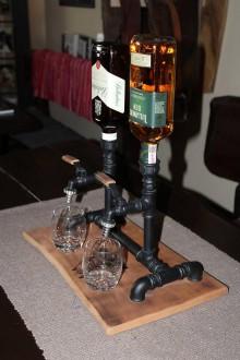 Iné - Dvojitý dávkovač na alkohol - 10531169_