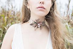 Choker náhrdelník