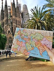 Papiernictvo - Cestovateľský fotoalbum MAPY - 10532249_