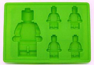 Pomôcky/Nástroje - Forma na lego postavičky 2 - 10530284_