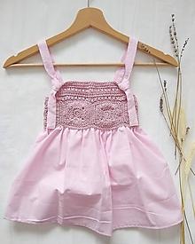 Detské oblečenie - Šaty - Emma - 10529838_