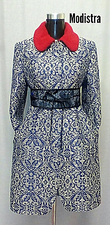 Kabáty - Jesenný kabátik - 10531675_