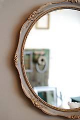 Zrkadlá - Okrúhle blondelové zrkadlo - 10530422_