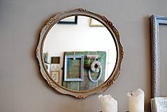 Zrkadlá - Okrúhle blondelové zrkadlo - 10530427_