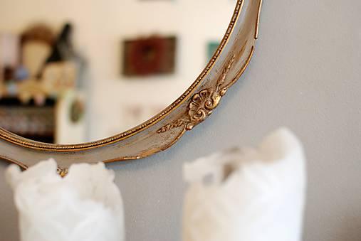 Okrúhle blondelové zrkadlo