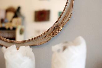 Zrkadlá - Okrúhle blondelové zrkadlo - 10530421_