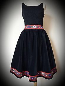 Sukne - sukňa na ľudovú nôtu 2 - 10534125_