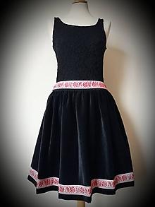 Sukne - sukňa na ľudovú nôtu 1 - 10534165_