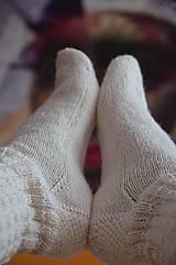 Obuv - Ponožky na nošky - 10534650_